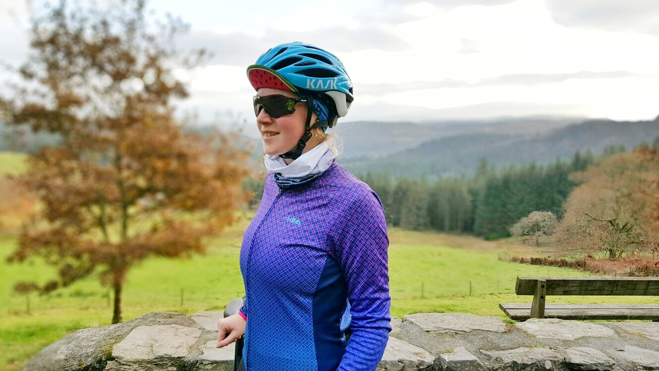 Women's dhb Blok Thermal Jersey and Classic Thermal Tights Review | Includes Video!