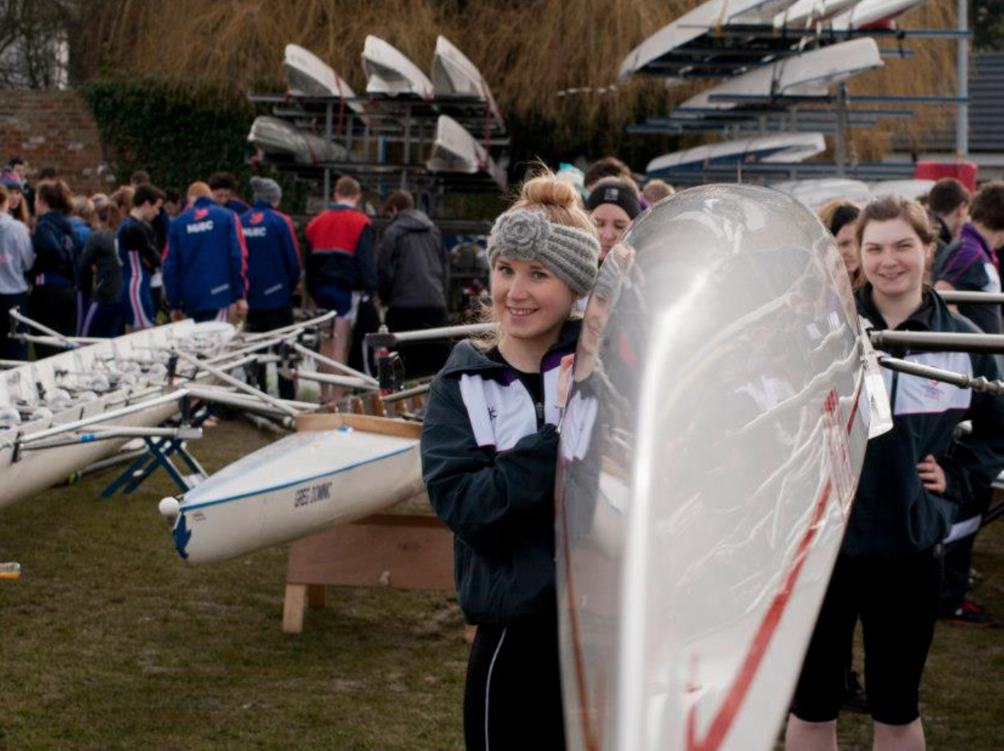 BUCS Loughborough rowing club