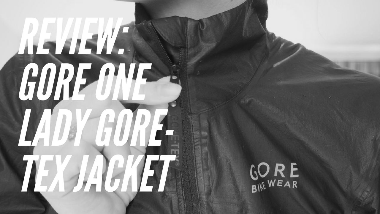 Review: One Lady Gore-Tex Shakedry Bike Jacket