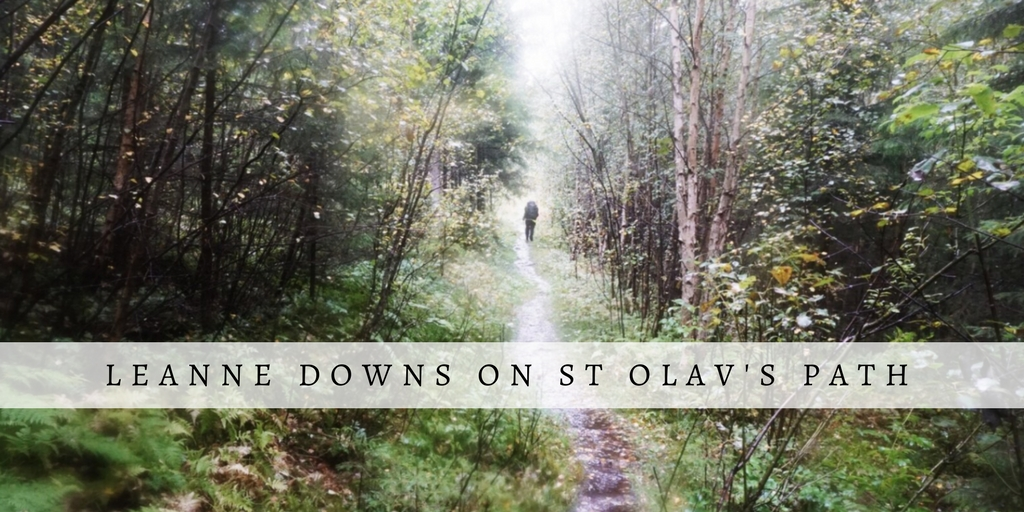 Women Outdoors || Leanne Downs || St. Olav's Path