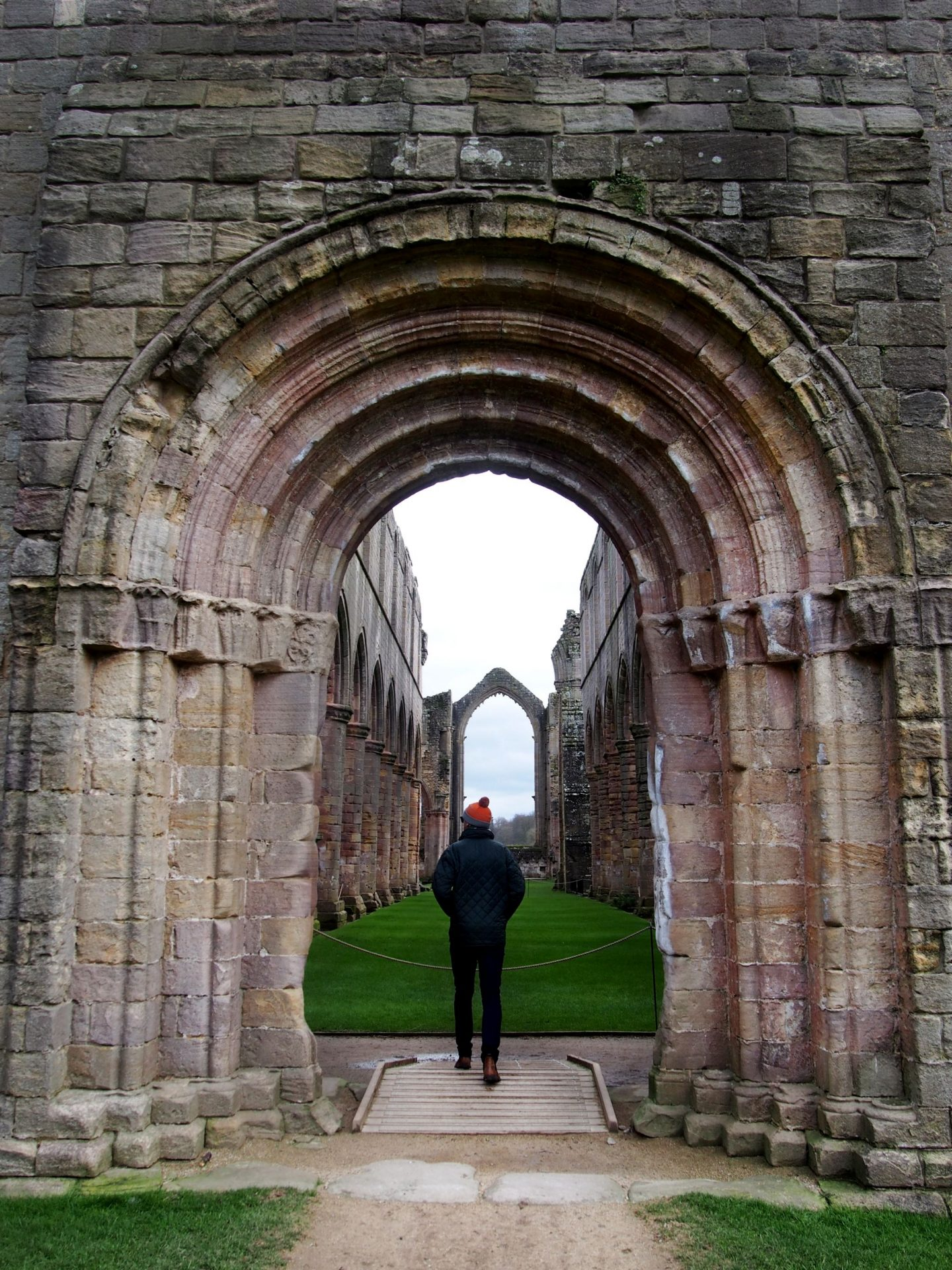 Fountain's Abbey, Ripon