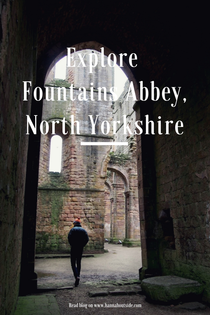 Pin me explore fountains abbey man in abbey