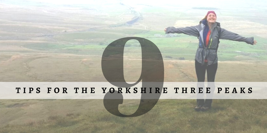 9 tips for walking the Yorkshire Three Peaks