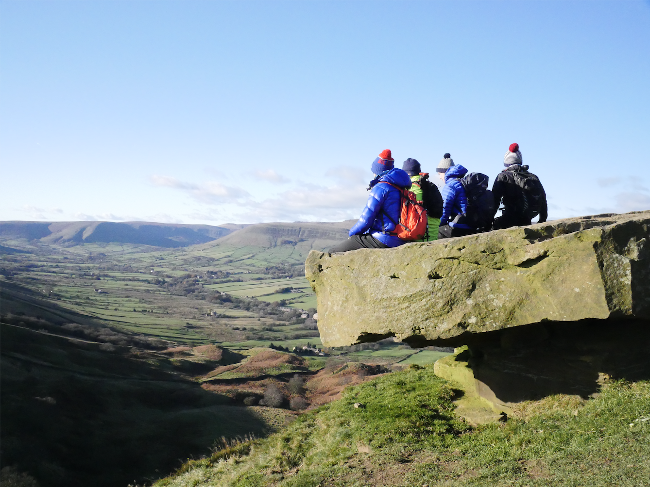 Video: Exploring Castleton with the YHA