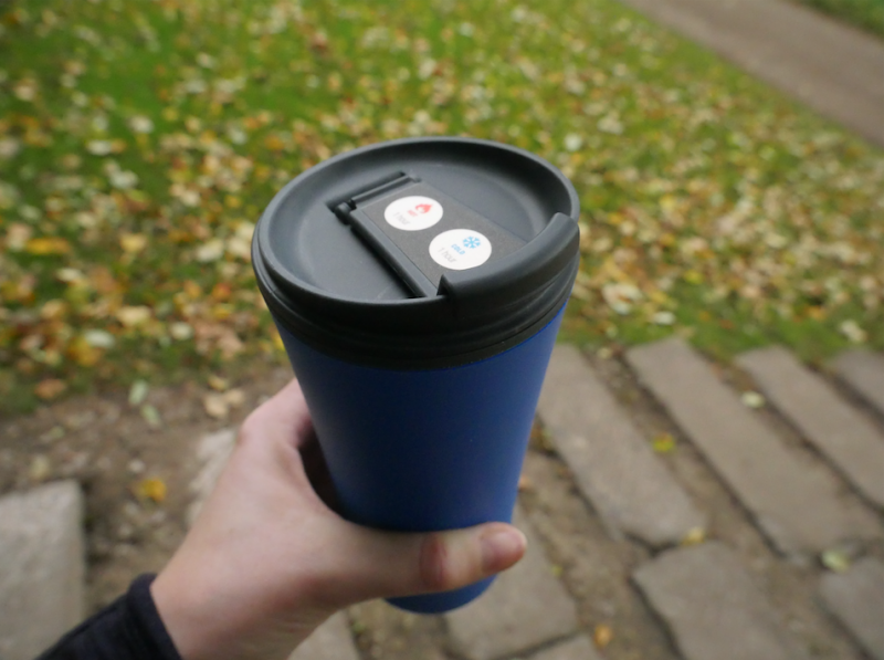 Lifeventure coffee cup