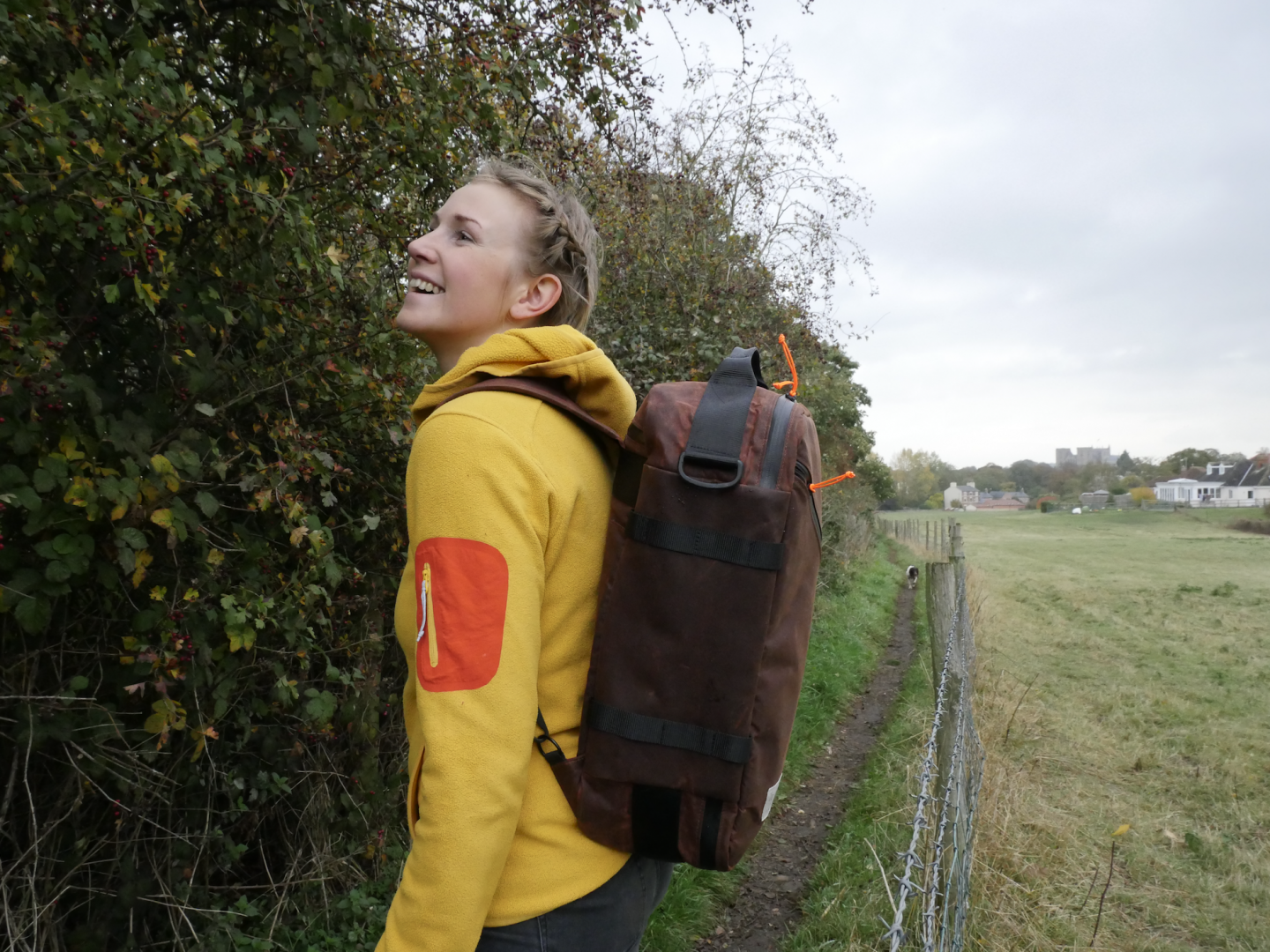 01f05d9bfe7 Review  Trakke Storr carry on rucksack - Hannah Outside