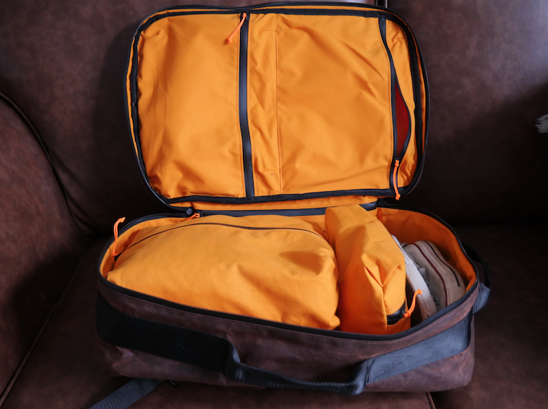 Trakke Stor Carry on bag review
