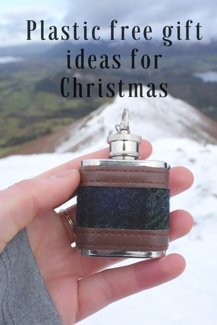 Plastic free gift ideas for Christmas