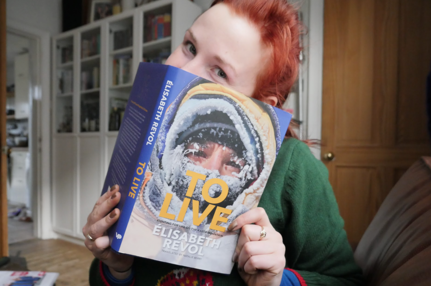 Book Review: To Live by Élisabeth Revol
